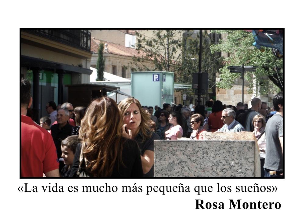 Citas célebres de Rosa Montero